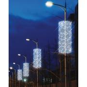 Lysgardinfeste til stolpe Ø:120 cm