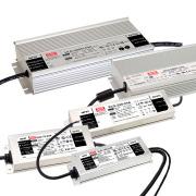Strømforsyning 12V IP67 Spenningsstyrt (CV)