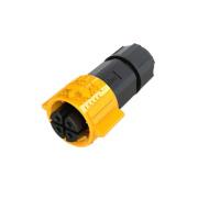 Signal Hun-plugg DMX RGBW 4-pin IP67