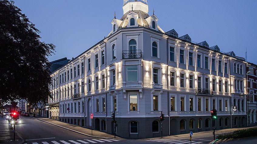 [ Clarion Hotel Ernst ]