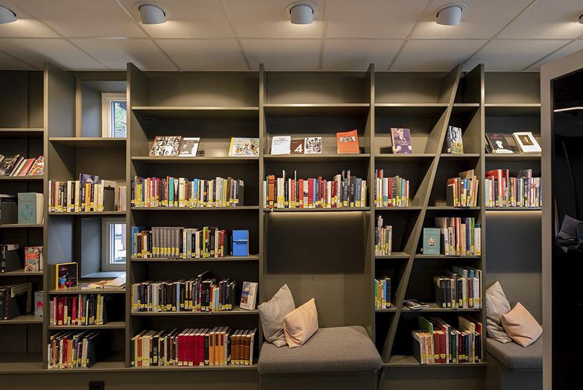 Holmestrand Bibliotek