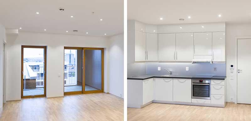 Q42 - leiligheter
