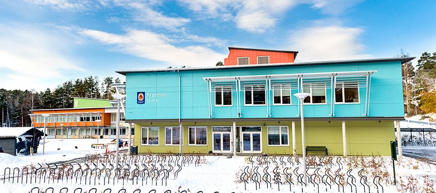 Fagerholt Skole i Kristiansand