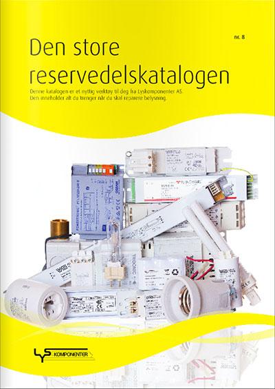 Reservedeler Lyskomponenter AS
