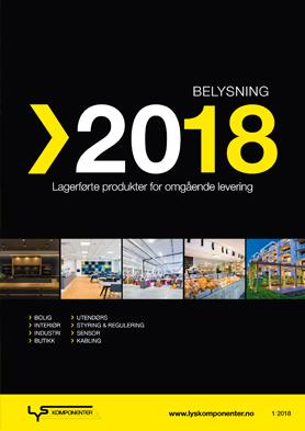 Belysning 2018