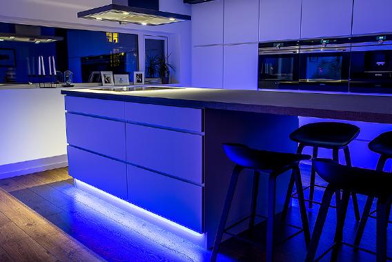 Kjøkken RGB