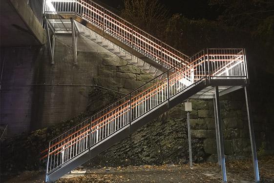 LED-striper inspirasjon