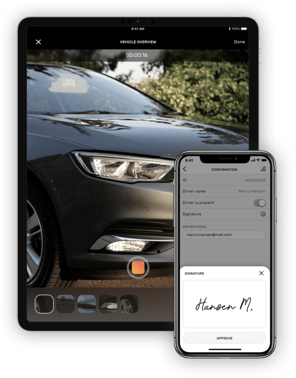 Reel app is adapted for multiple devices.