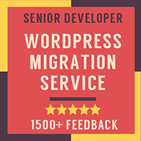 wordpress transfer migration service