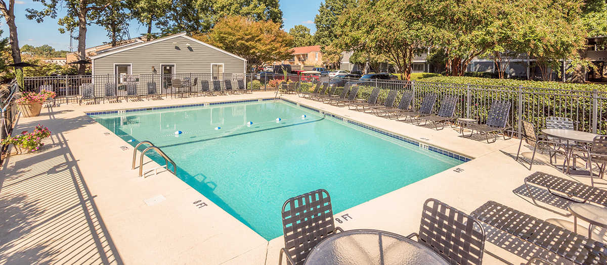 Tanglewood - Luxury Apartments for Rent in Greenville SC - MAA