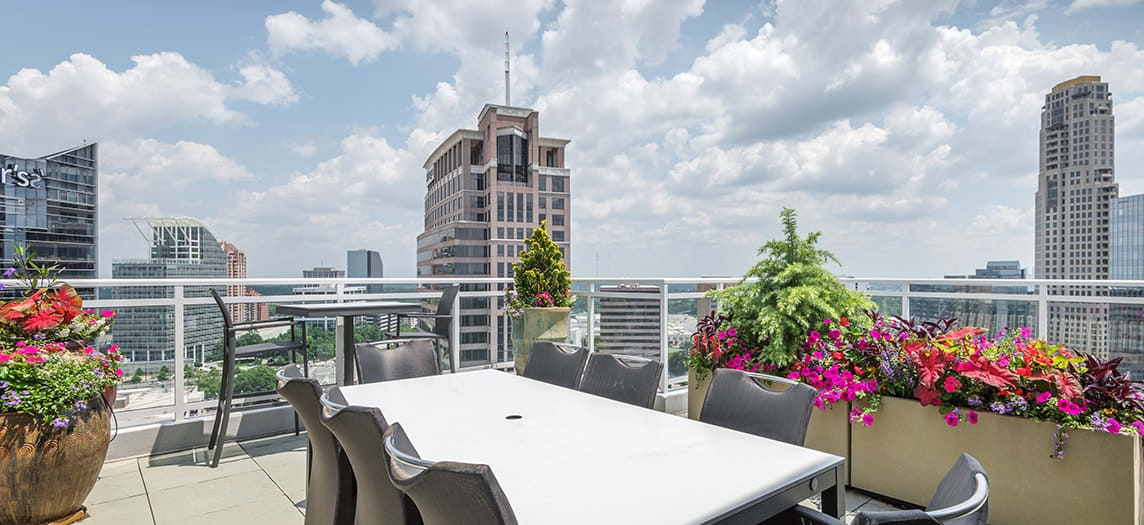 Post Alexander High Rise Luxury Apartments in Atlanta | MAA