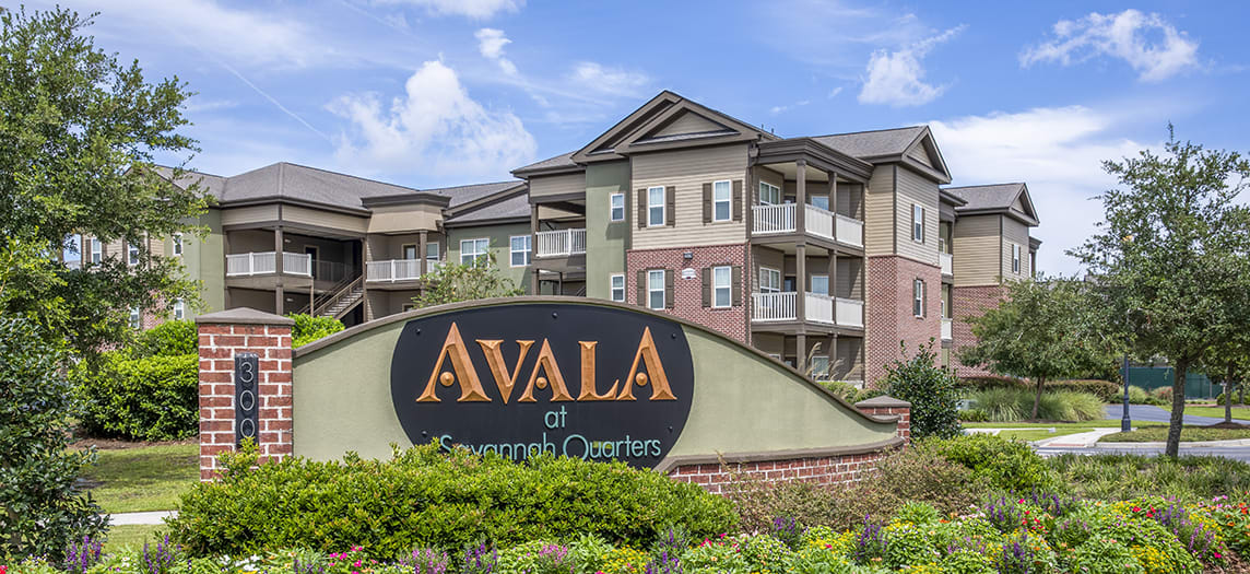 Avala at Savannah Quarters | Luxury Apartments for Rent in Savannah