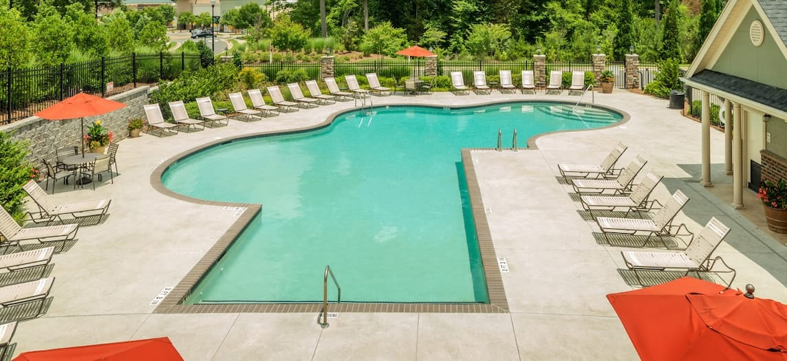 Colonial Grand At Brier Creek Apartments In Raleigh