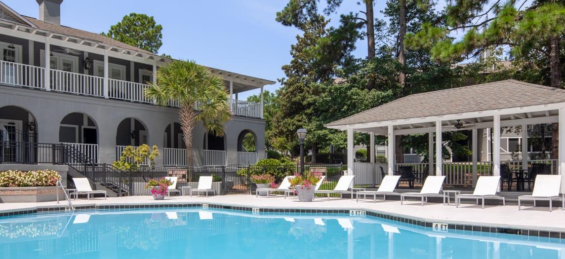 The Paddock Club Columbia | Luxury Apartments in Columbia