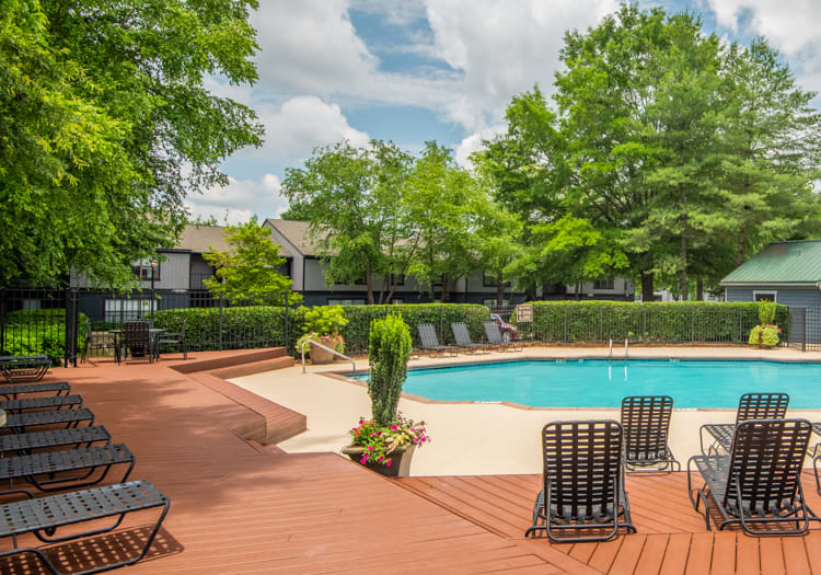 Park Place Luxury Apartments For Rent In Greenville Sc Maa