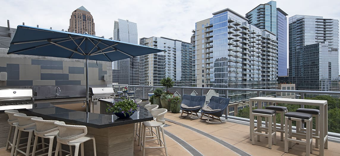 Maa Midtown Luxury Apartments Lofts In Midtown Atlanta Ga Maa