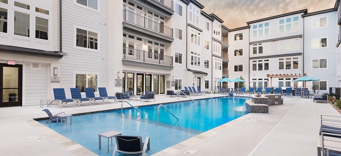 The Denton   Luxury Apartments in Kansas City, MO   MAA