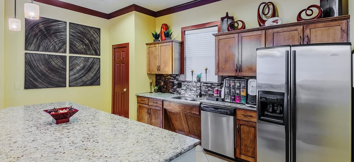 Colonial Grand At Canyon Pointe Luxury Apartments In Northwest