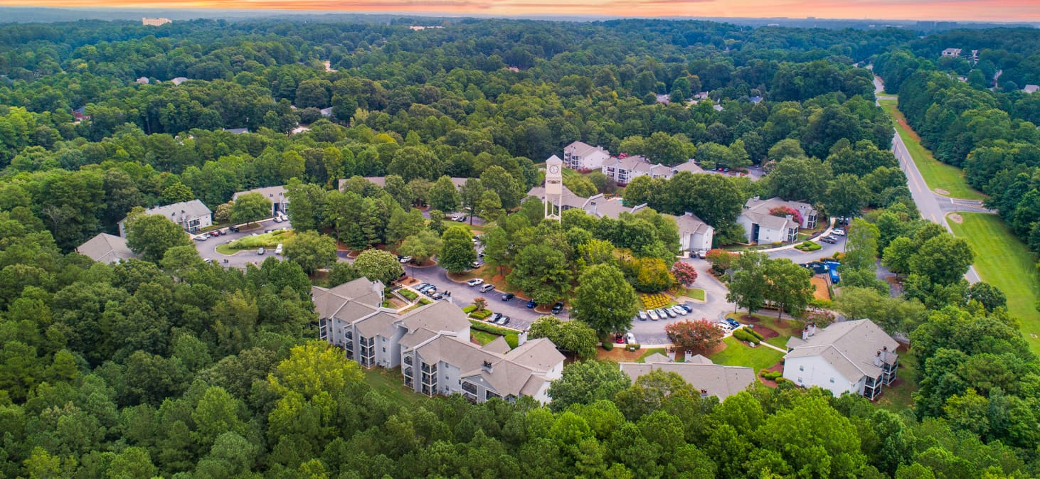 Hermitage At Beechtree Luxury Apartments In Raleigh Nc Maa