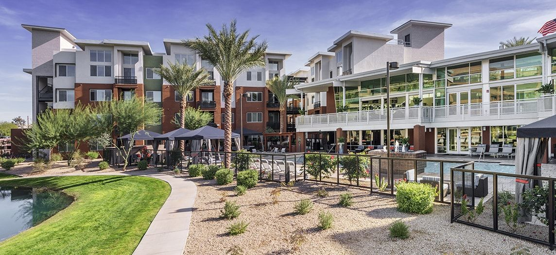 residences at fountainhead apartment community luxury apartments