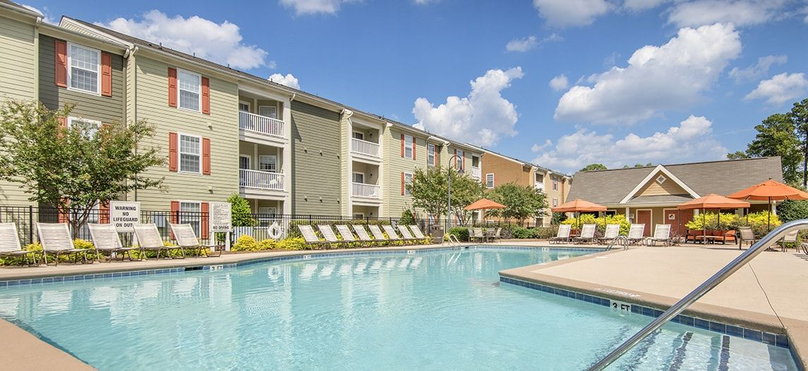Delightful ... Pool 2 At Colonial Village At Beaver Creek Luxury Apartment Homes In  Cary U0026 Raleigh, ...