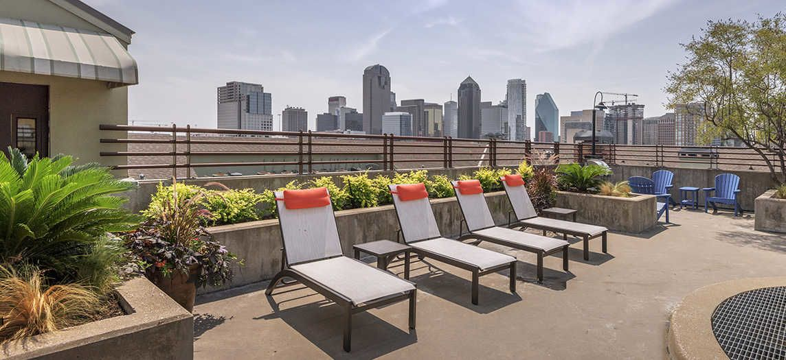 Post Heights Uptown Dallas Luxury Apartments Maa