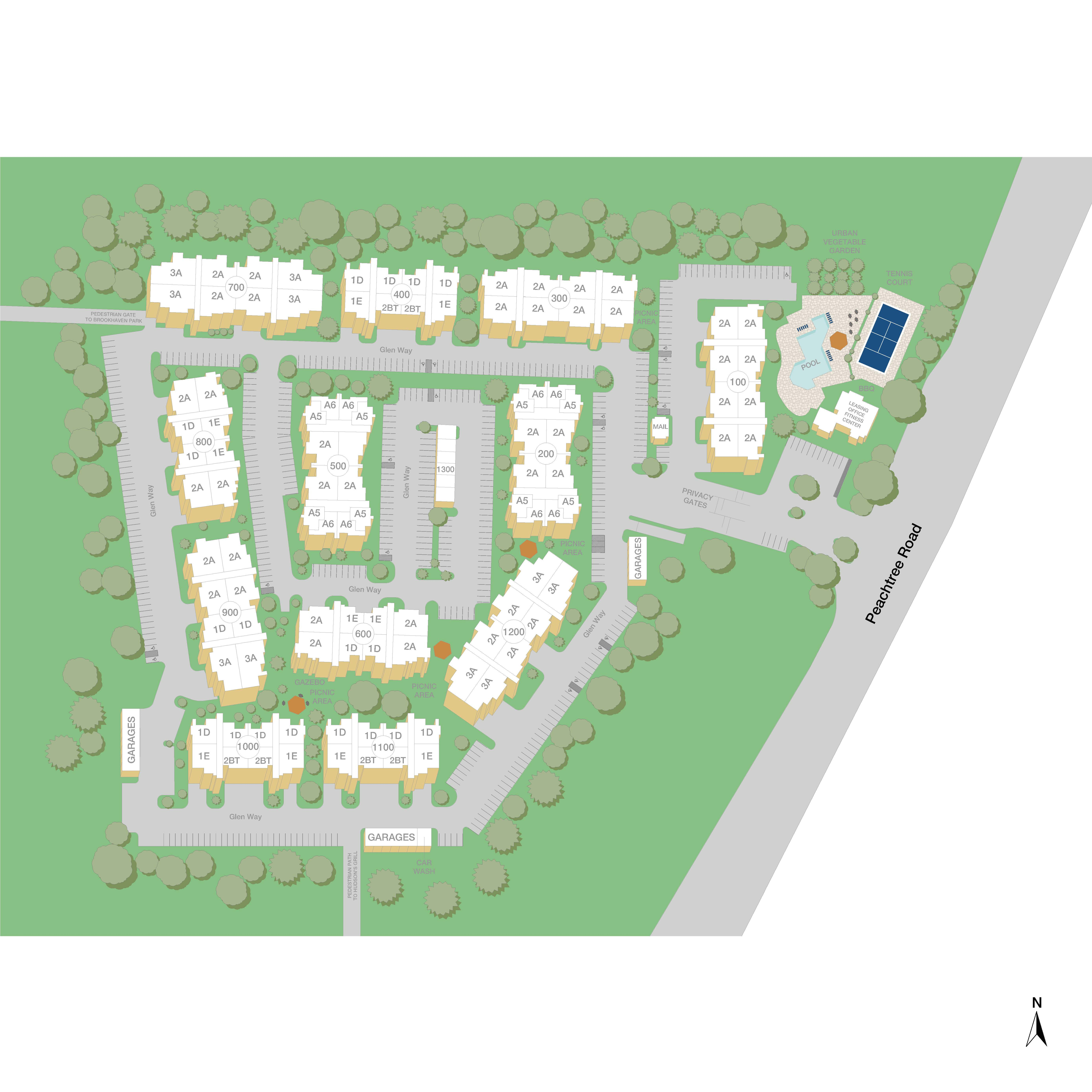 Apartments For Rent Peachtree Road Atlanta: Luxury Apartments In Brookhaven Atlanta, GA