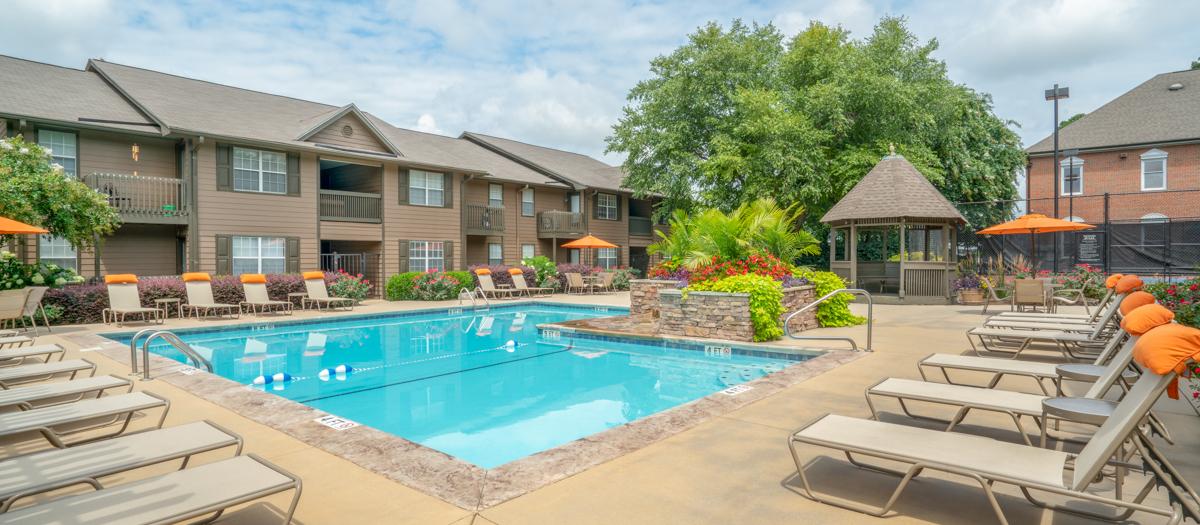 Hamilton Pointe Luxury Apartments In Chattanooga Tn Maa