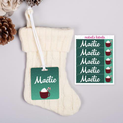 Cadeaux pour les bas de Noël