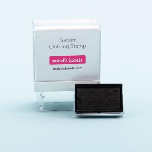 Cartouche d'encre de remplacement pour Mini-étampe personnalisé pour vêtements