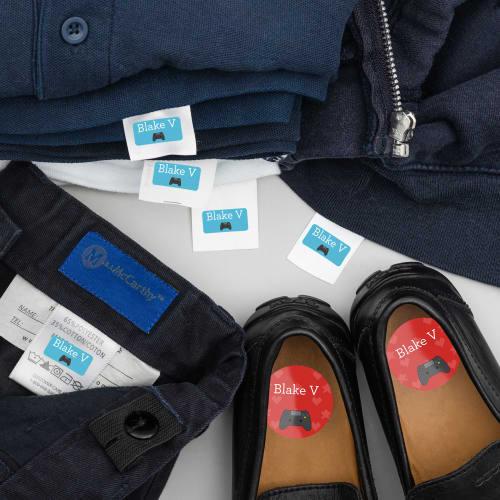 Uniform Label Pack