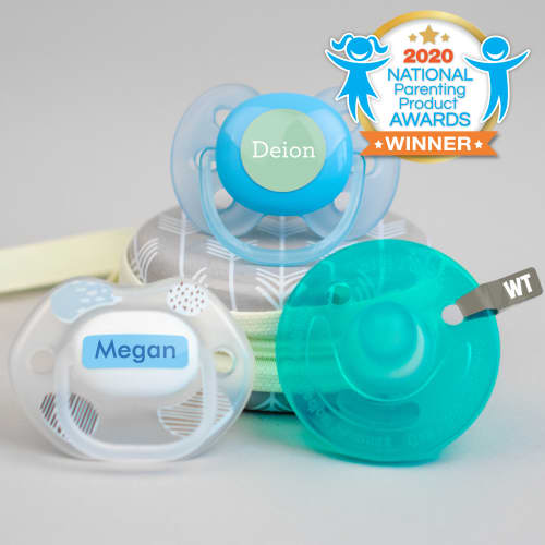 Pacifier Labels