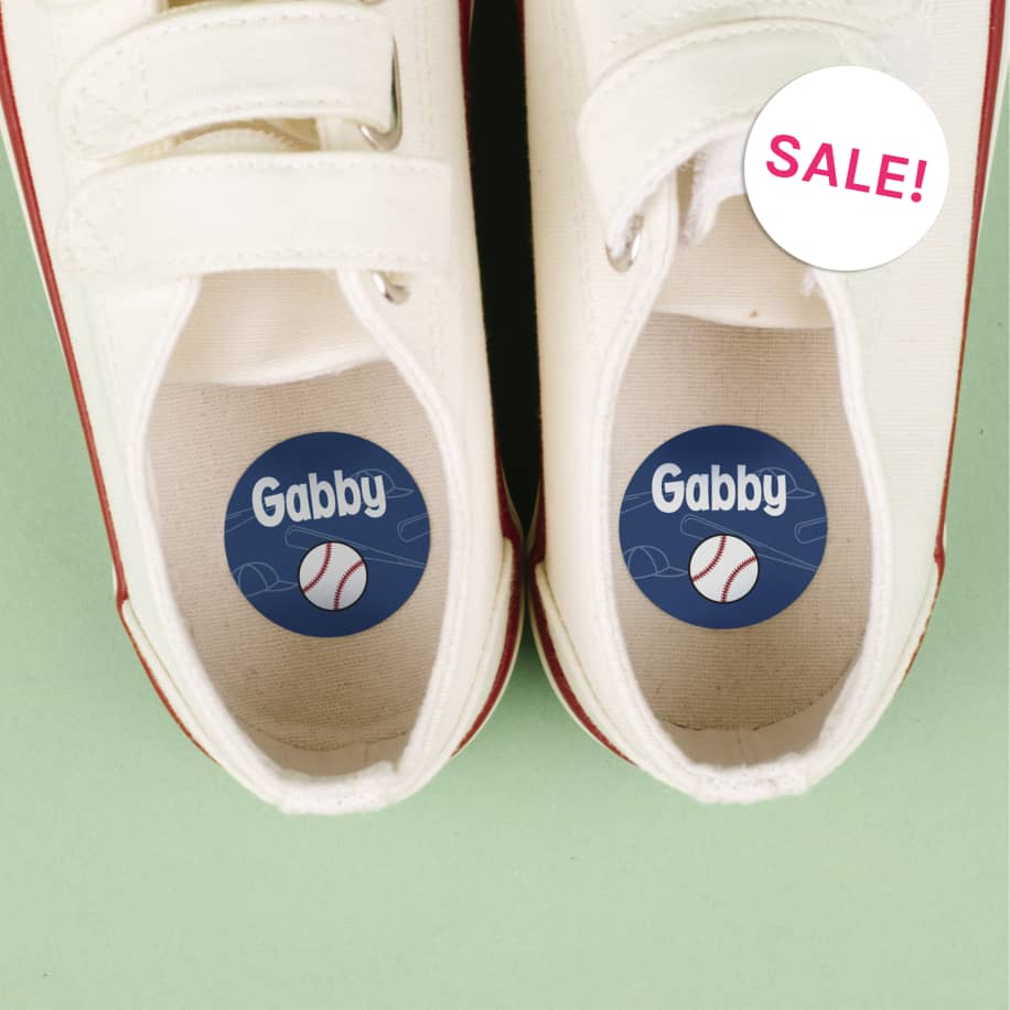 Shoe Labels - Sale!