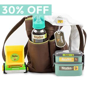 Daycare Label Pack - Save 30% Off Mabel's Labels