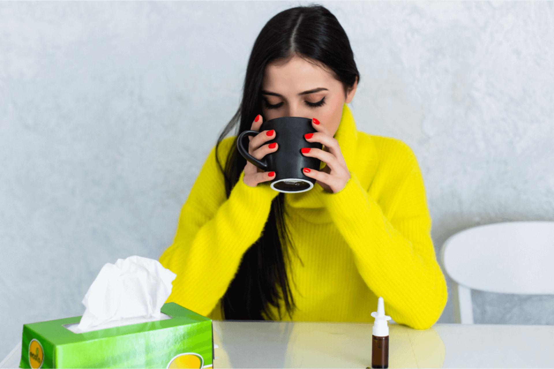 6 maneiras simples para aumentar sua imunidade no Inverno