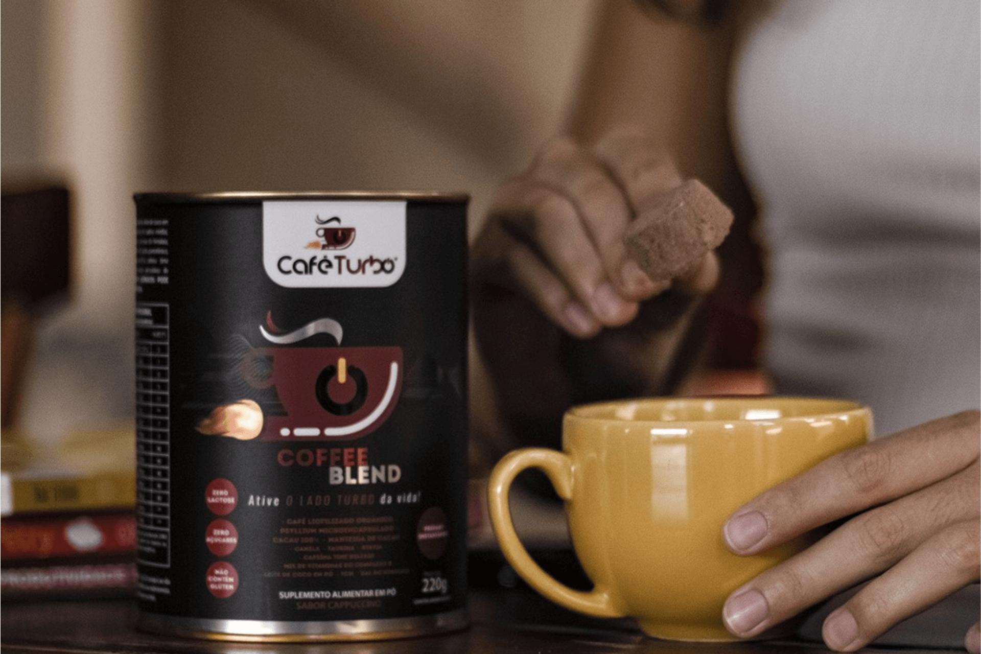 Café Turbo - A Chave para a vida turbo