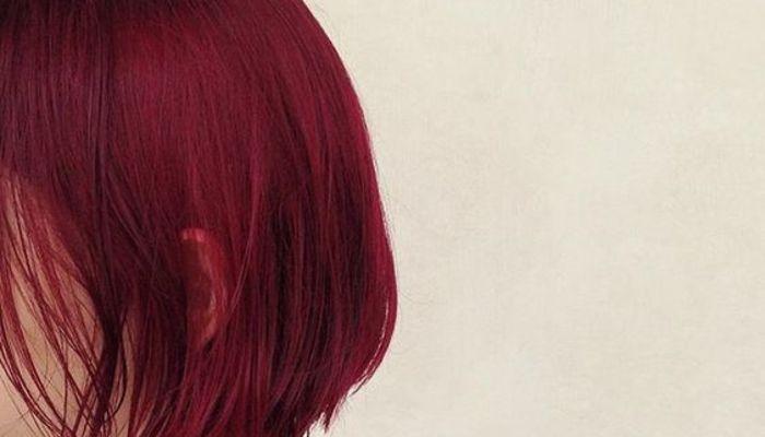 市販ヘアカラーの赤は色落ちしやすい?その理由やおすすめ予防方法!