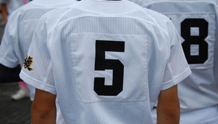 野球の背番号の付け方や意味とは...