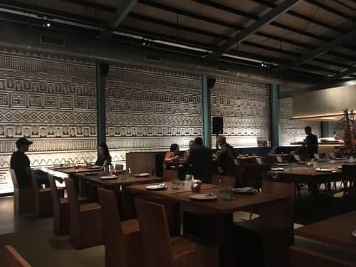 ジャカルタ インドネシア料理レストラン カウム (Kaum)の店内