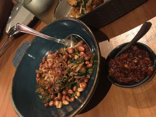 ジャカルタ インドネシア料理レストラン カウム (Kaum)の料理