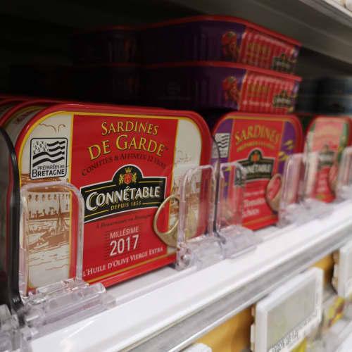 パリの缶詰