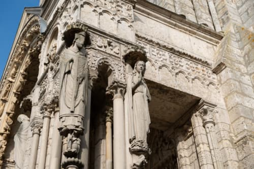シャルトルのノートルダム大聖堂