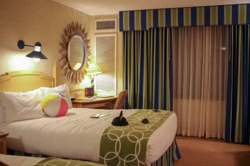 カリフォルニアのディズニーランドリゾートのホテル