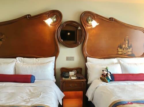 上海ディズニーランドのホテル