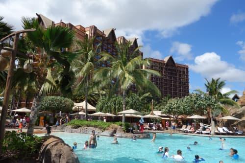 ハワイのアウラニ・ディズニー・リゾート&スパ