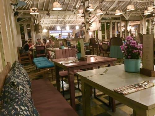 バリーク バリ島 レストラン