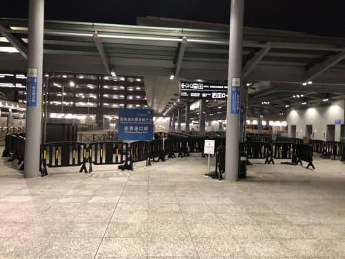 マカオ 澳門口岸 シャトルバス乗り場