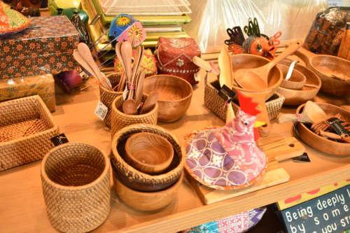 インドネシア ジャカルタ土産 民芸品