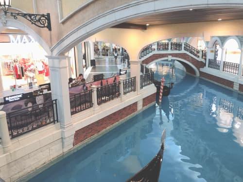 ベネチアン・マカオ・リゾート・ホテル 運河