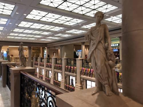 パリジャン・マカオ ホテル 石像